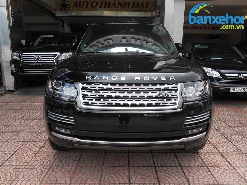 Xe LandRover Range Rover  2014-0