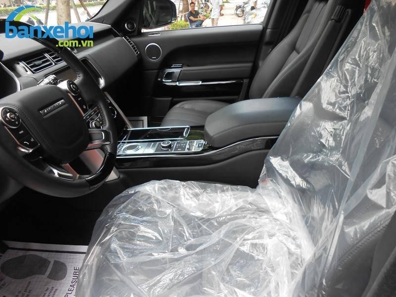 Xe LandRover Range Rover  2014-5