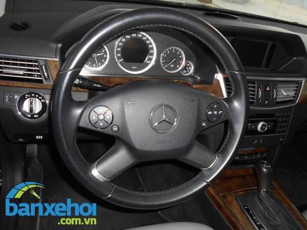Xe Mercedes-Benz E class 200 2009-10