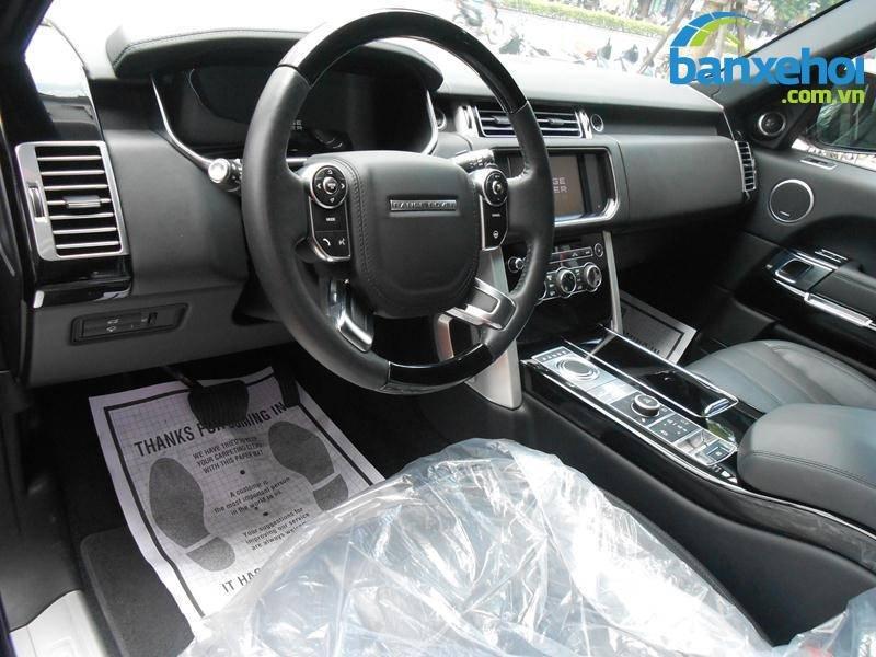 Xe LandRover Range Rover  2014-6