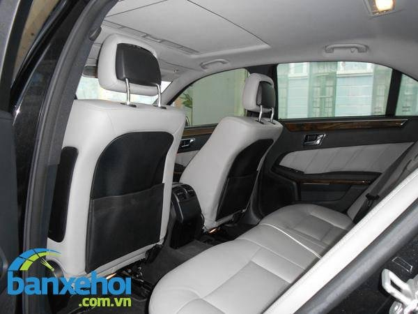Xe Mercedes-Benz E class 200 2009-12