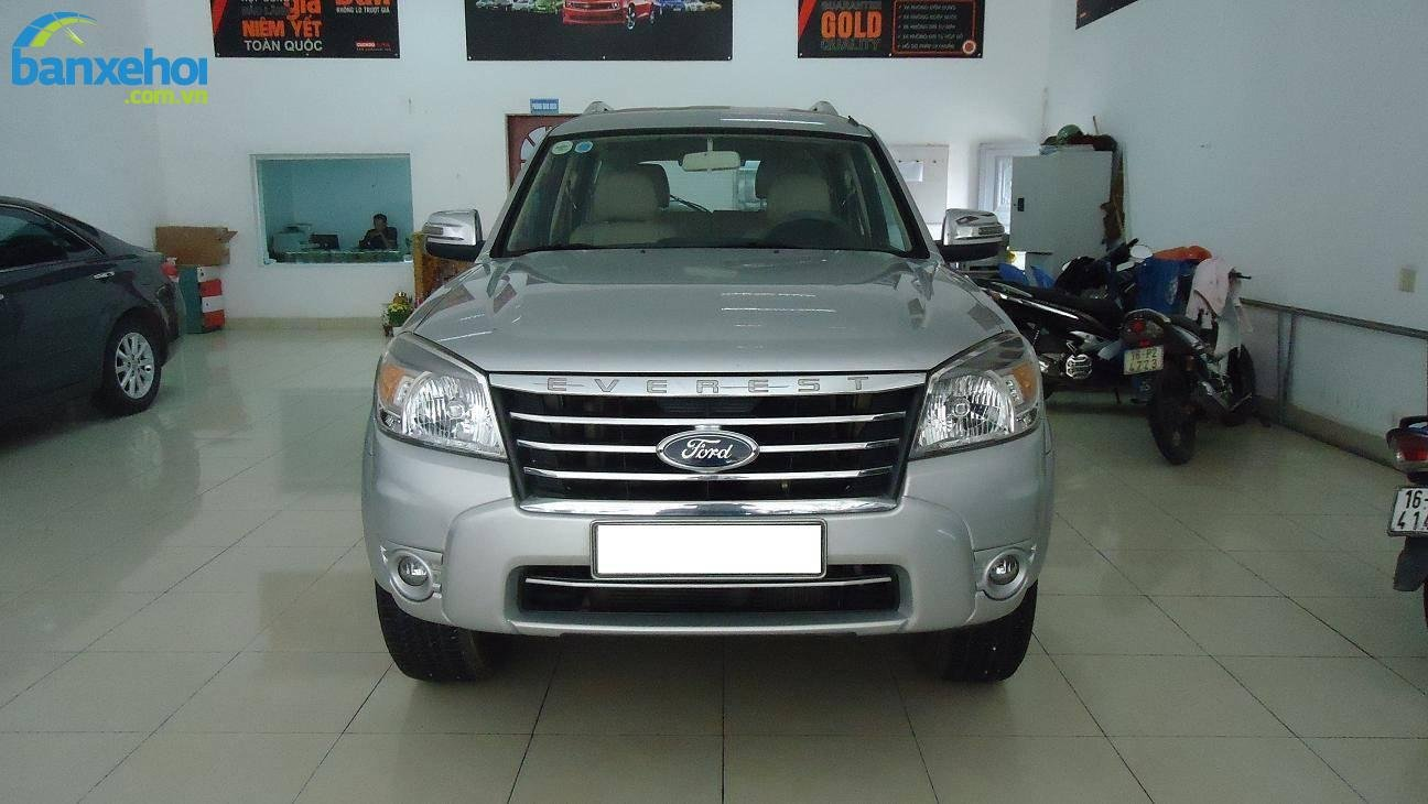 Xe Ford Everest  2009-0