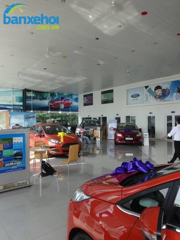 Xe Ford Fiesta  2014-13