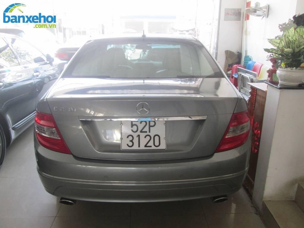 Xe Mercedes-Benz C class 230 2008-4