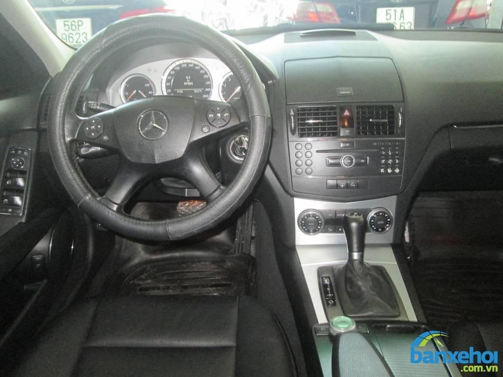 Xe Mercedes-Benz C class 230 2008-7