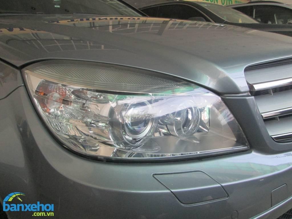 Xe Mercedes-Benz C class 230 2008-2