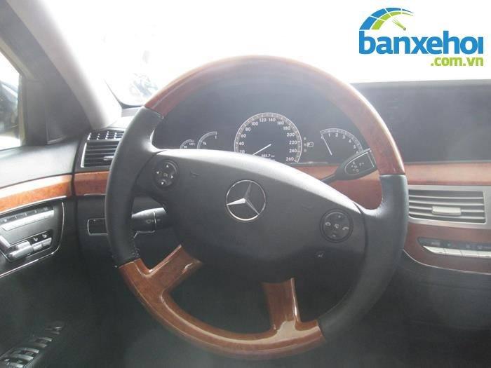 Xe Mercedes-Benz S class 350 2006-8
