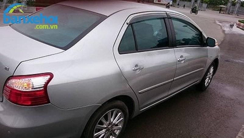 Xe Toyota Vios E 2010-1