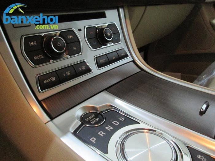 Xe Jaguar XF  2013-11