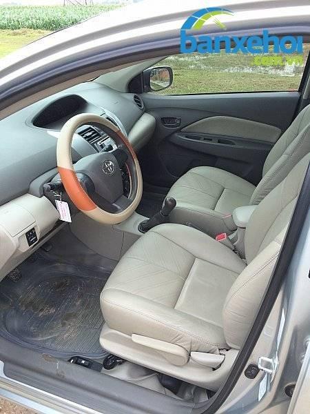 Xe Toyota Vios E 2010-6
