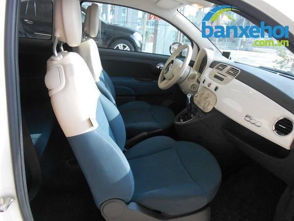 Xe Fiat 500  2009-5