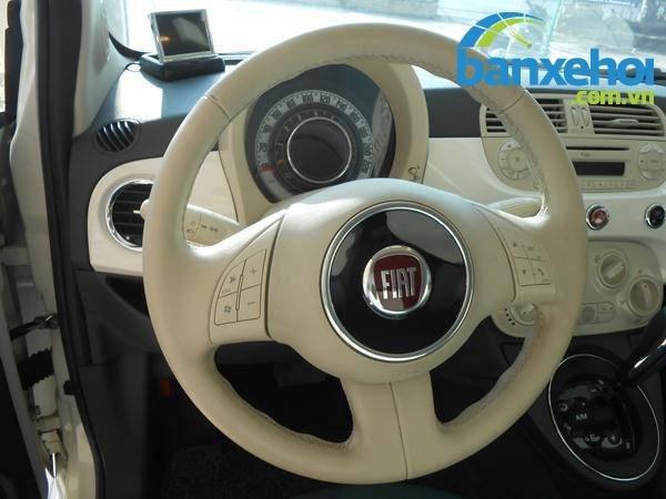 Xe Fiat 500  2009-9