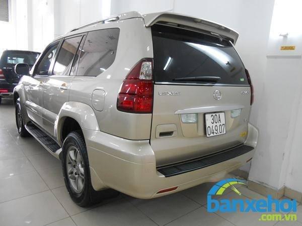 Xe Lexus LX 470 2012-2