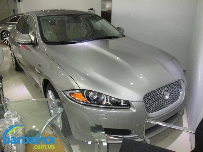 Xe Jaguar XF  2013-0