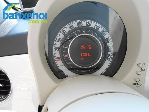 Xe Fiat 500  2009-8