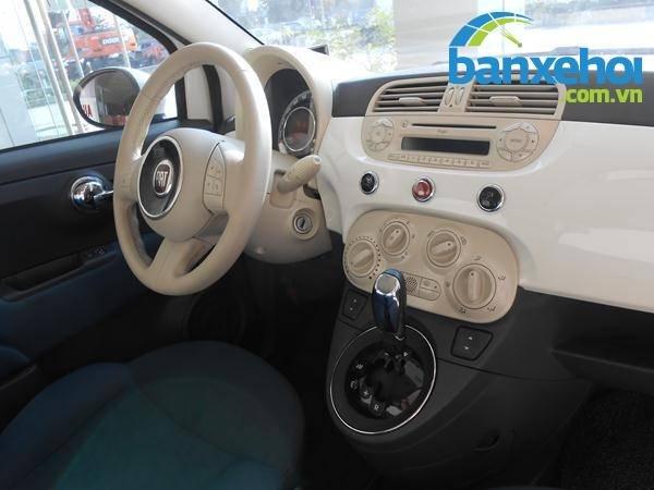 Xe Fiat 500  2009-6