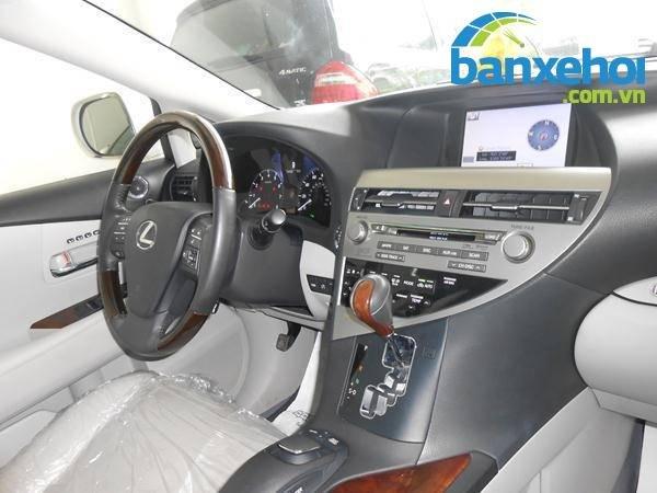 Xe Lexus RX 350 2010-7