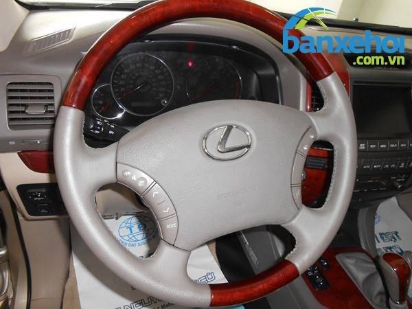 Xe Lexus LX 470 2012-10