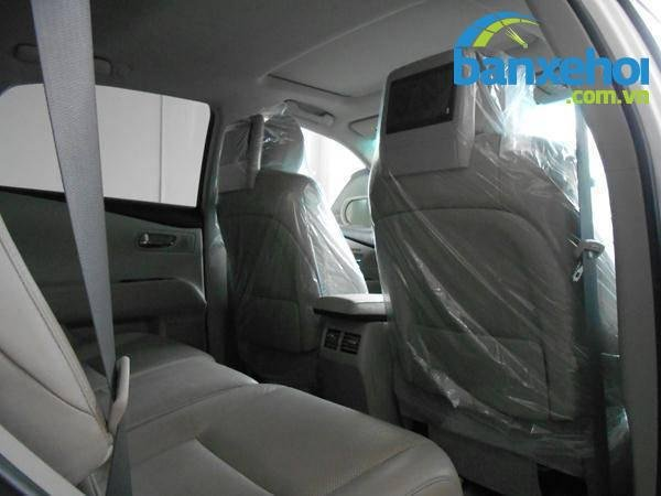 Xe Lexus RX 350 2010-11