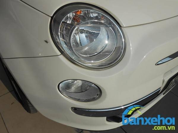 Xe Fiat 500  2009-1