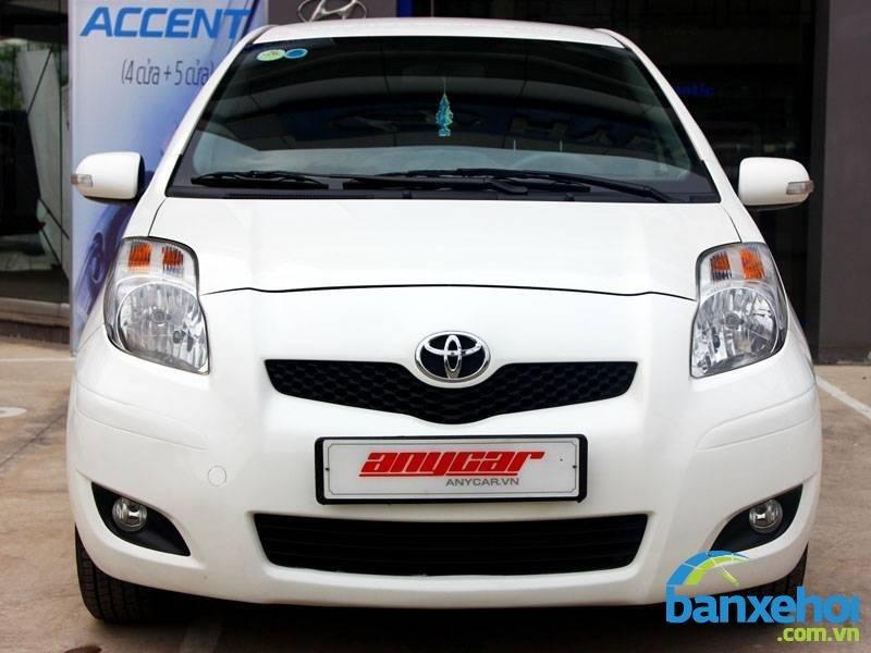 Xe Toyota Yaris  2012-0