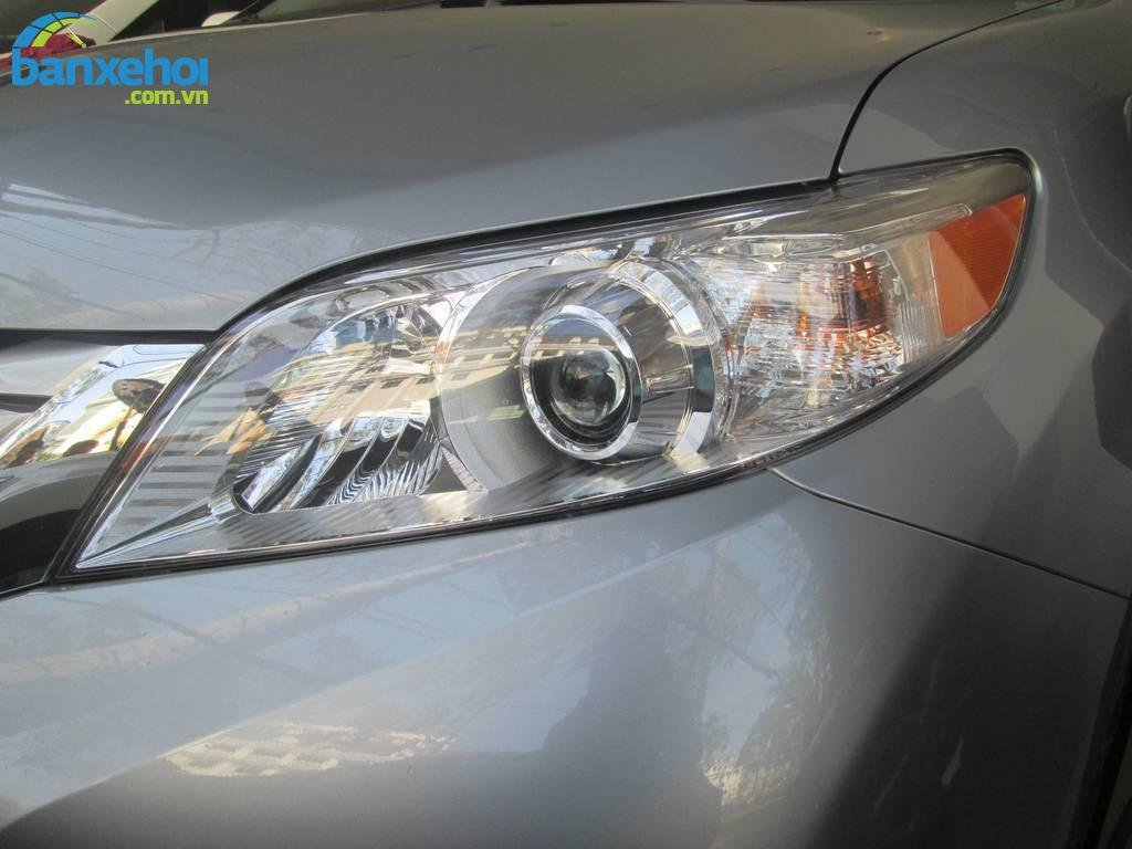 Xe Toyota Sienna  2013-2