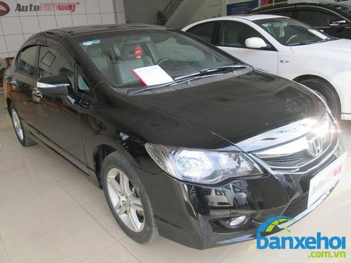 Xe Honda Civic  2010-0