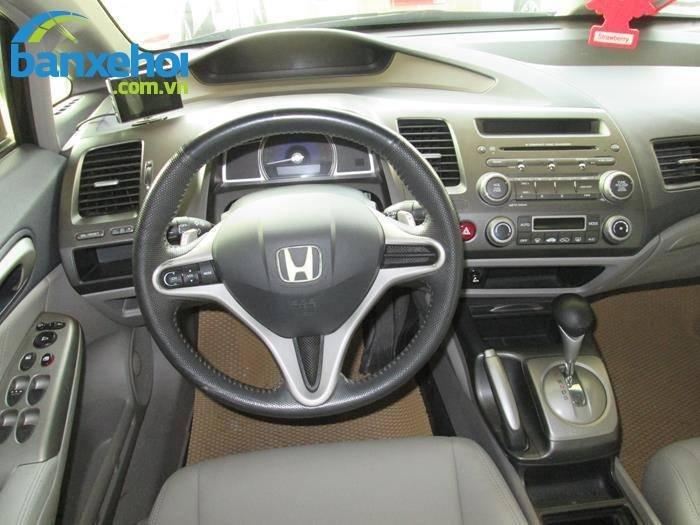 Xe Honda Civic  2010-6