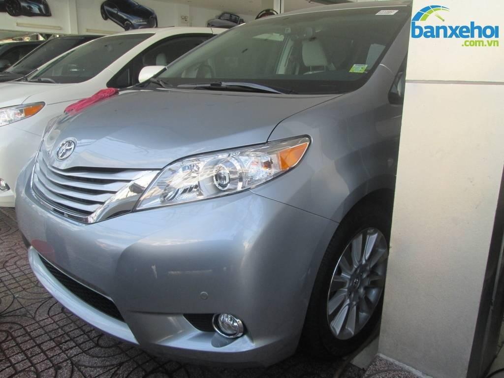 Xe Toyota Sienna  2013-1