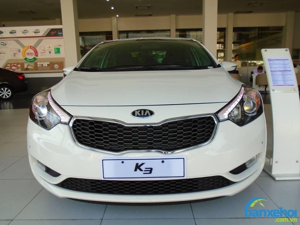 Xe Kia K3  2014-0