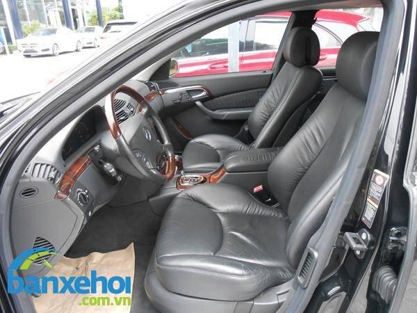 Xe Mercedes-Benz S class 350 2007-7