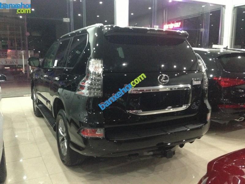 Xe Lexus GX 460 Luxury 2014-9