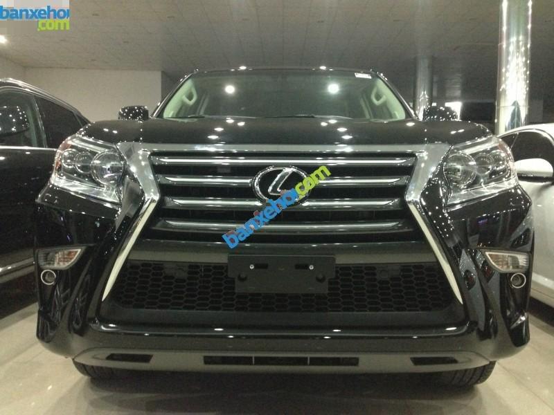Xe Lexus GX 460 Luxury 2014-0