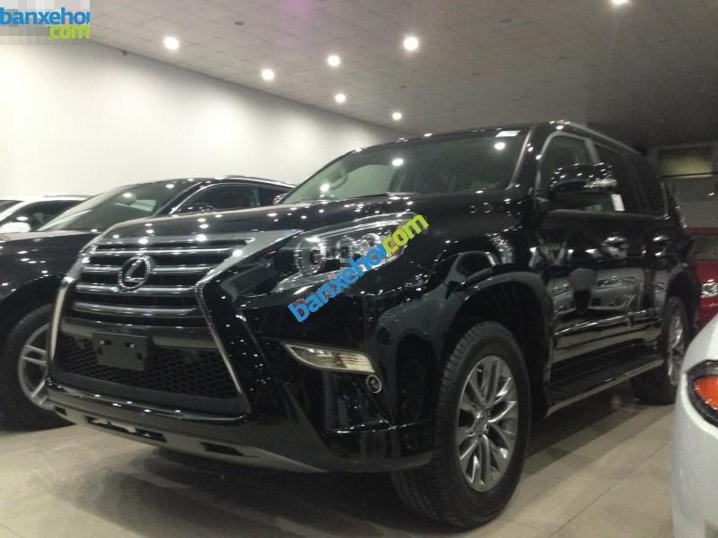 Xe Lexus GX 460 Luxury 2014-1