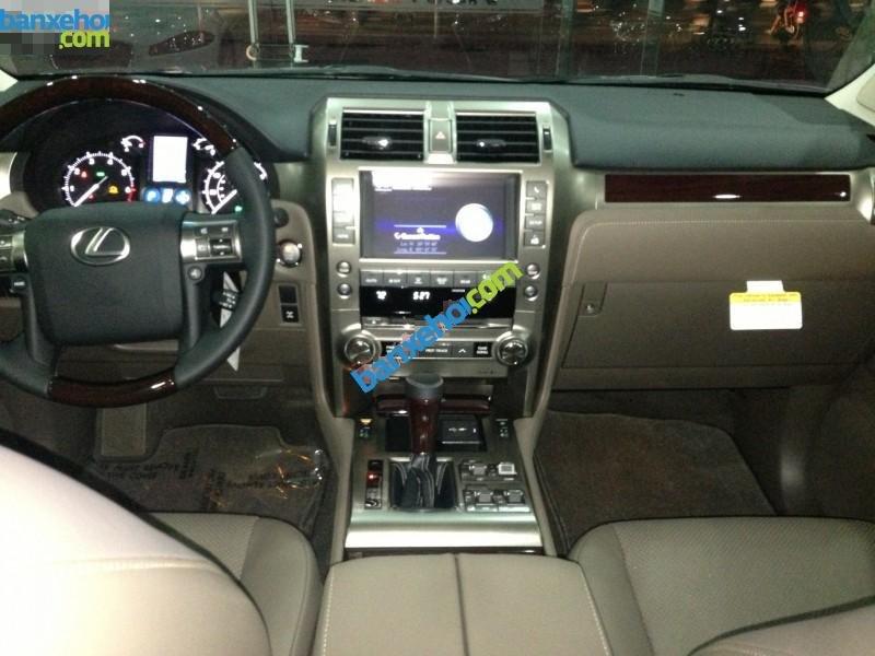 Xe Lexus GX 460 Luxury 2014-5