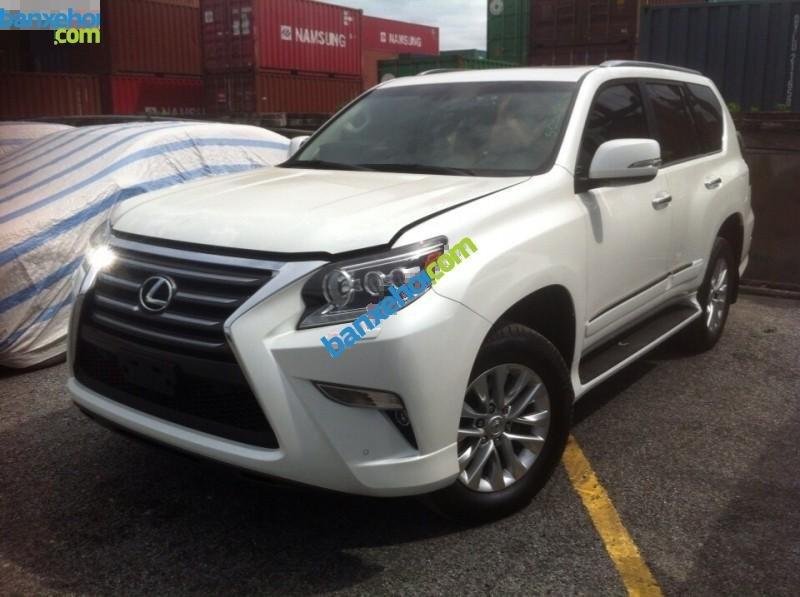 Xe Lexus GX 460 2014-0