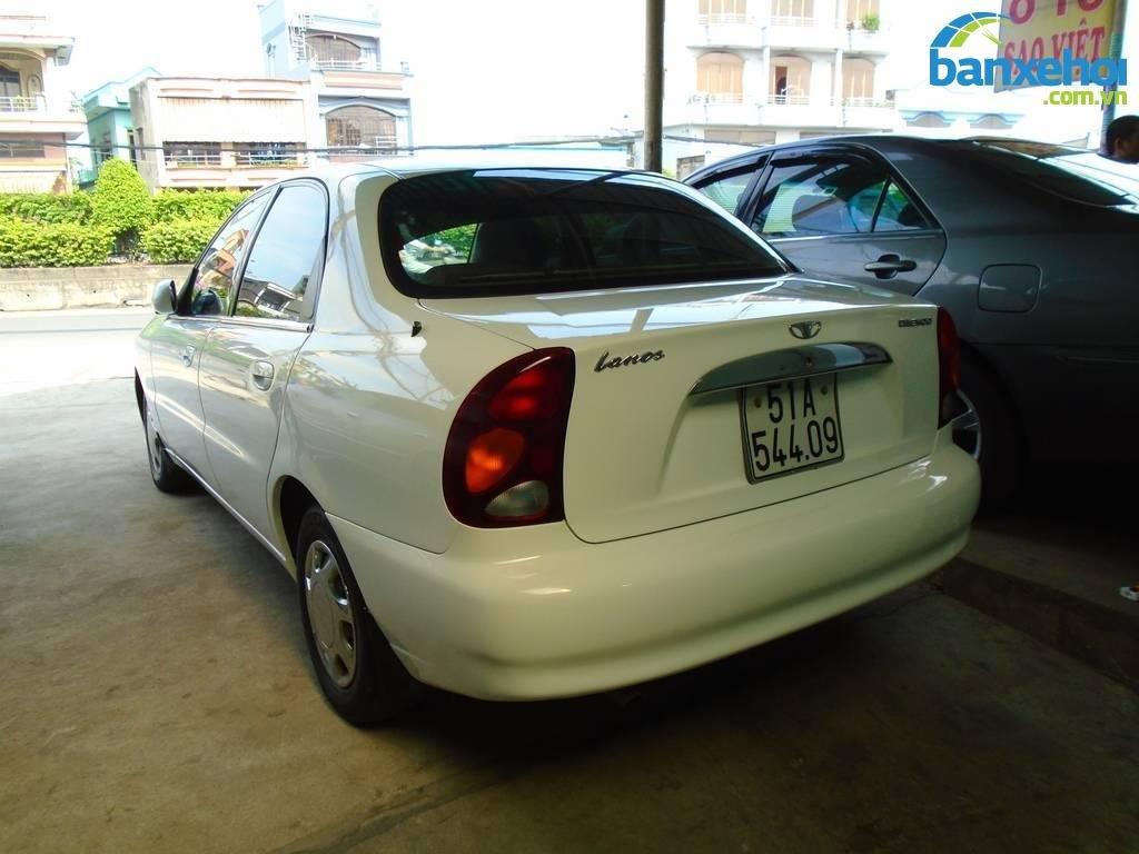 Xe Daewoo Lanos  2005-4