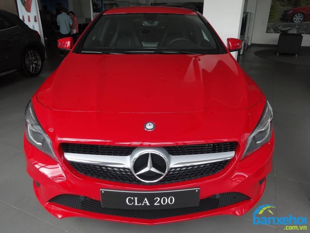 Xe Mercedes-Benz CLA class 200 2014-0
