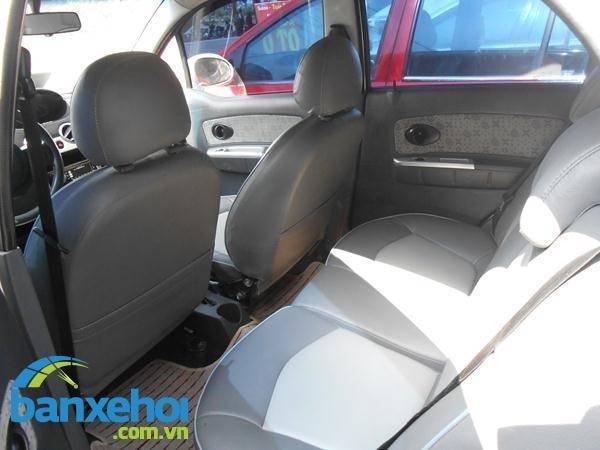 Xe Chevrolet Spark  2011-9