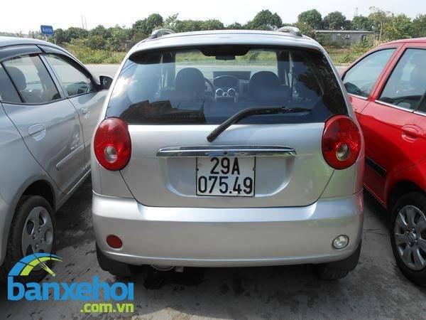 Xe Chevrolet Spark  2011-4