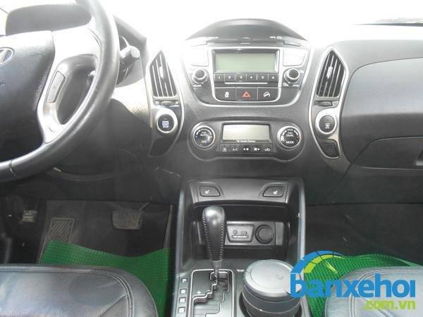 Xe Hyundai Tucson  2009-10