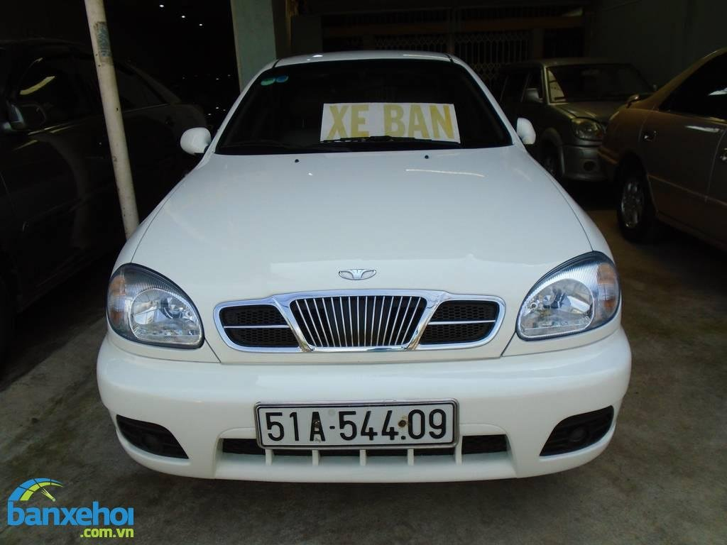 Xe Daewoo Lanos  2005-0