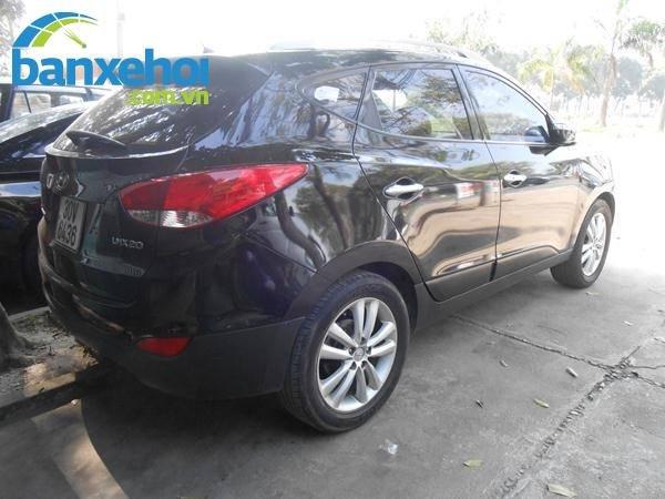 Xe Hyundai Tucson  2009-3