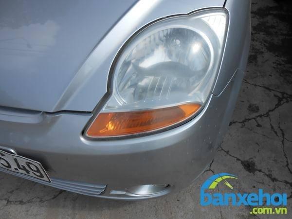 Xe Chevrolet Spark  2011-2