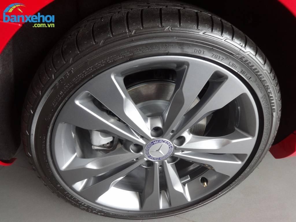 Xe Mercedes-Benz CLA class 200 2014-6