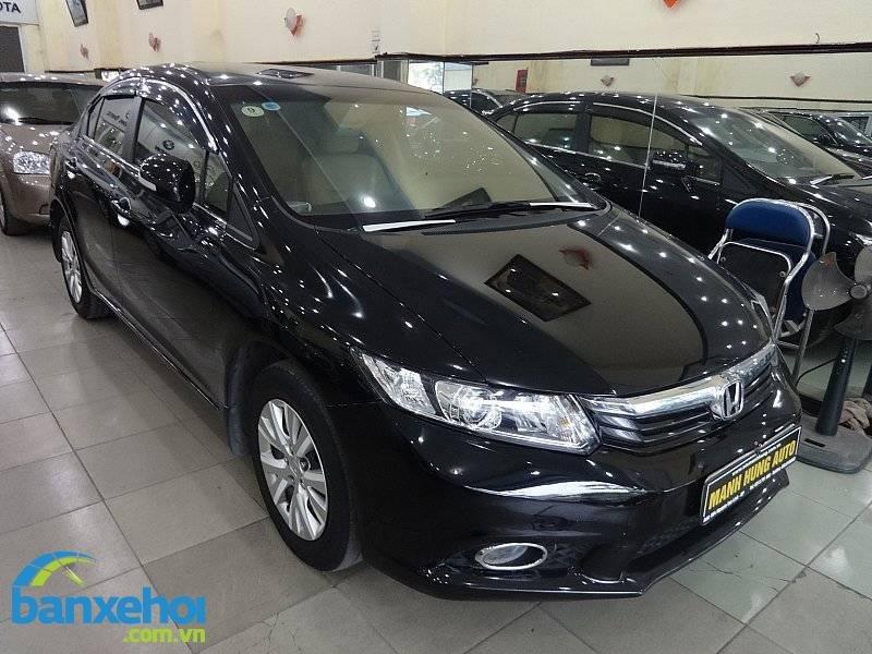 Xe Honda Civic  2012-1