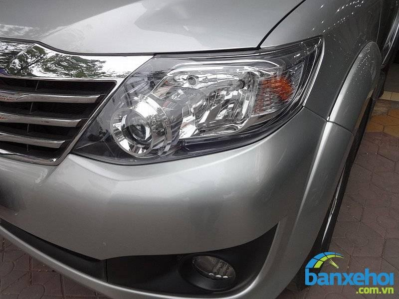 Xe Toyota Fortuner  2013-2