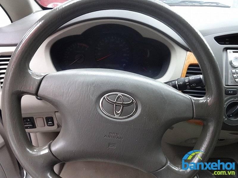 Xe Toyota Innova G 2009-8