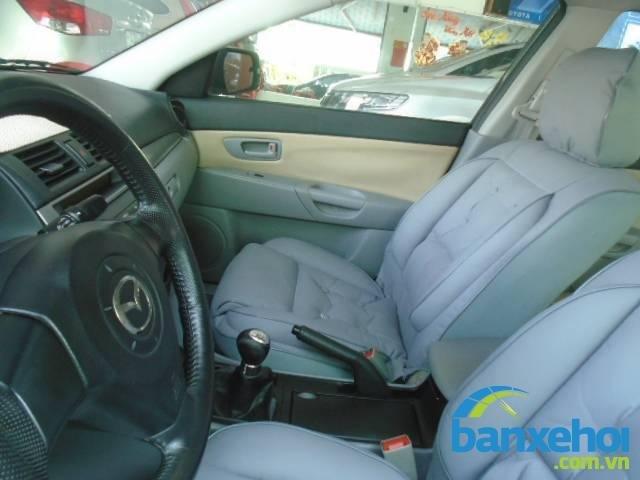 Xe Mazda 3  2004-3
