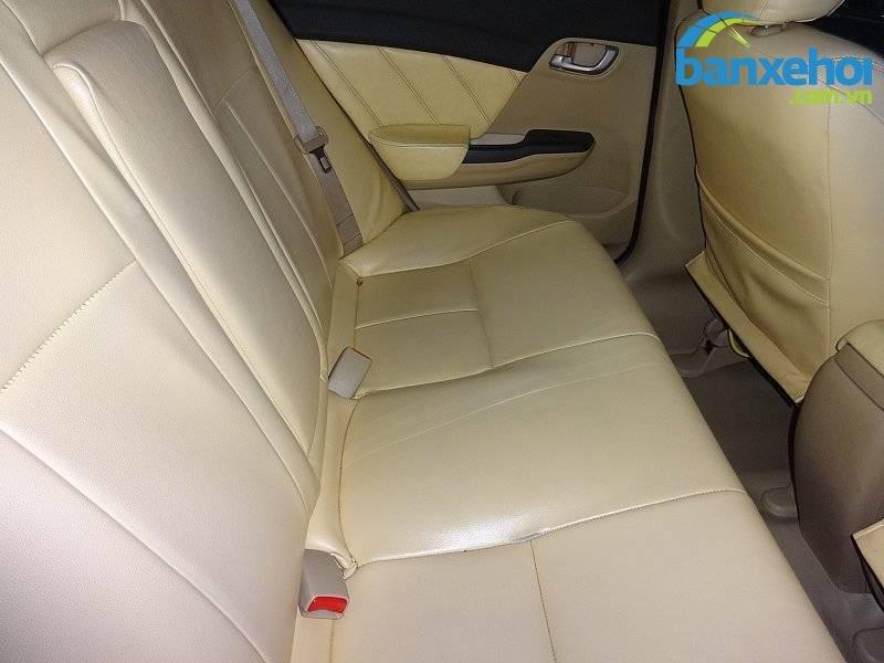 Xe Honda Civic  2012-11